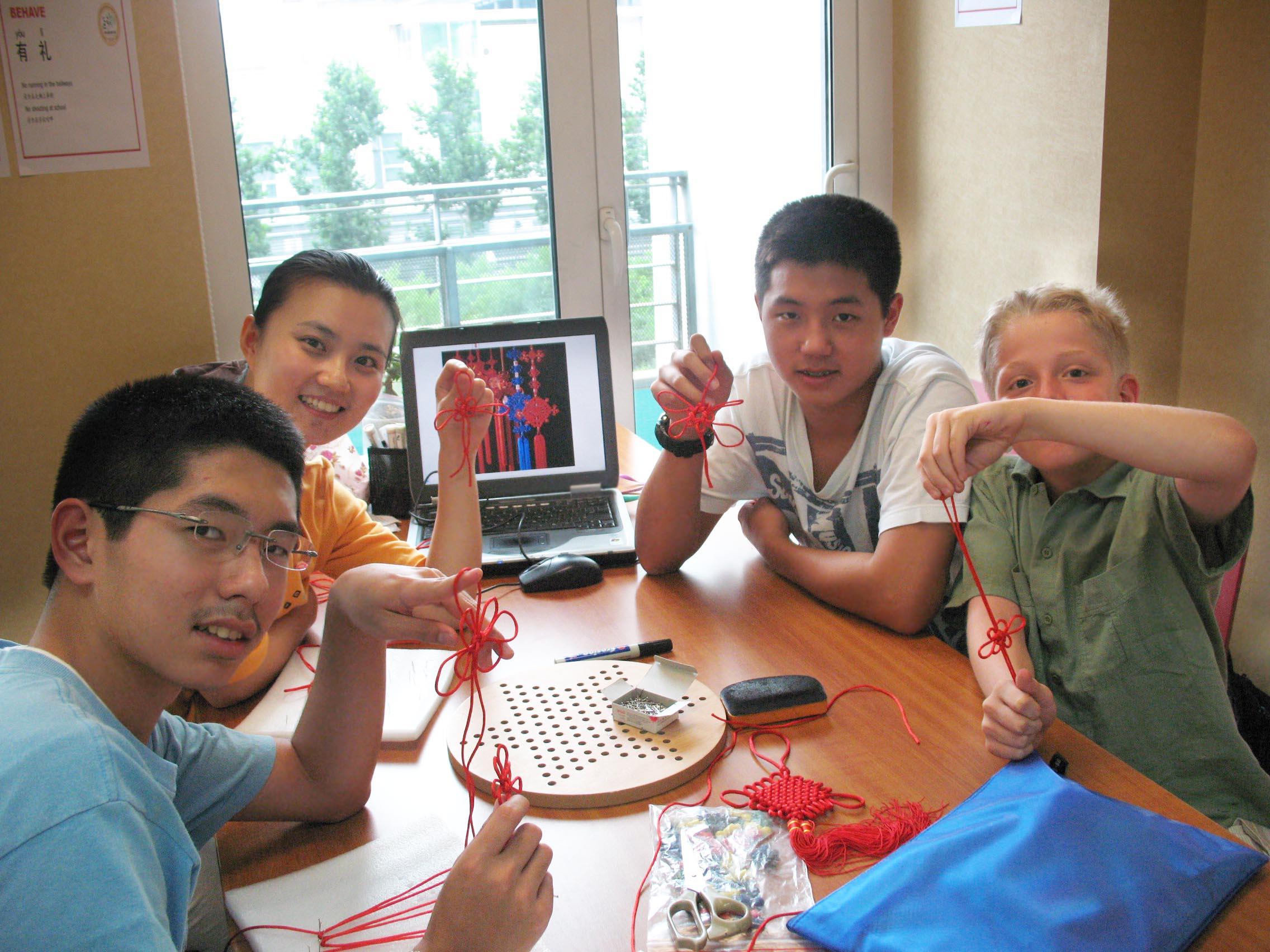 Estudiar en verano en china